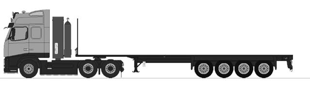 Moyens de transport national et regional - Dessin de camion semi remorque ...
